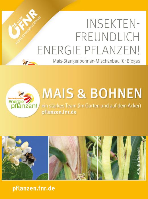 FNR - Pflanzen: Energiepflanzen